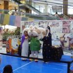 Animación infantil en centro comercial