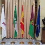 Banderas y mástiles para ayuntamientos