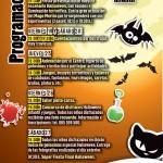 Eventos Halloween en centro comercial