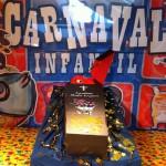 Fiesta de carnaval infantil en centro comercial