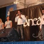Actuación musical en fiestas patronales