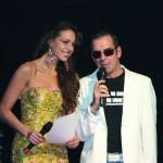 Presentadores y famosos para galas