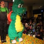Fiestas infantiles en centros comerciales
