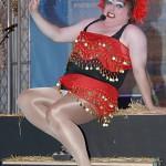 Espectáculo de variedades drag queen