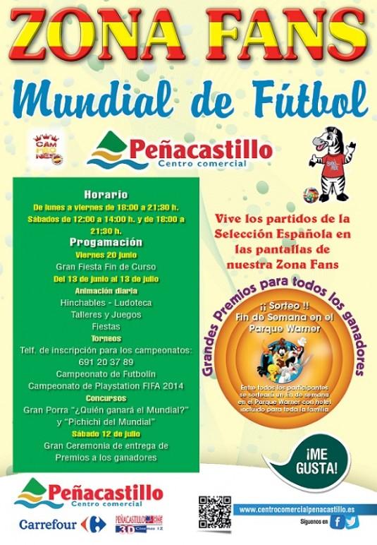 activ zona fans peñacastillo
