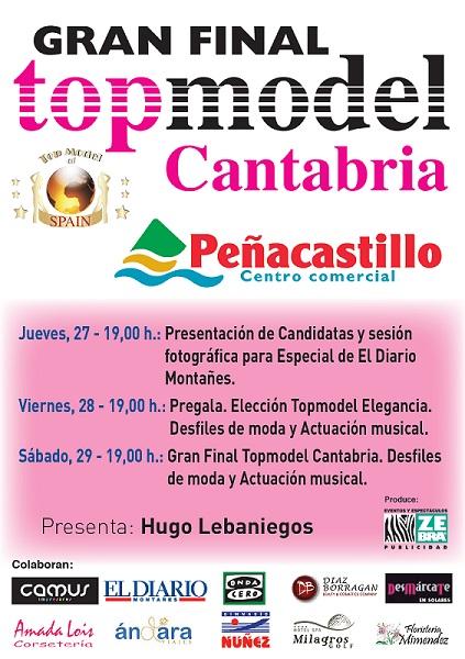 top model Cantabria zebra publicidad