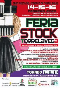 Feria del Stock de Torrelavega 2020